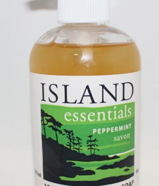 HAND SOAP ISLAND ESSENTIALS PEPPERMINT 237
