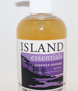 HAND SOAP ISLAND ESSENTIALS LAVENDER 237 ML