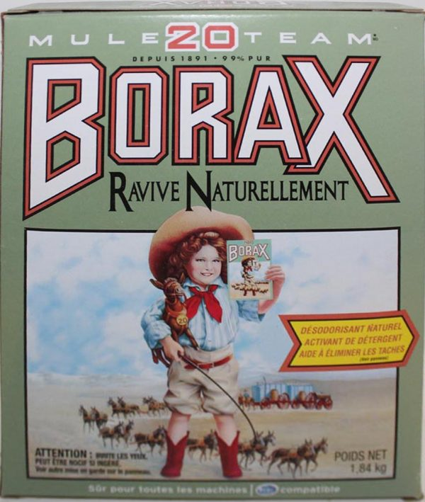 LAUNDRY BORAX POWDER