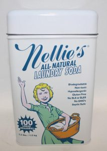 LAUNDRY NELLIE SODA 1.5KG TIN