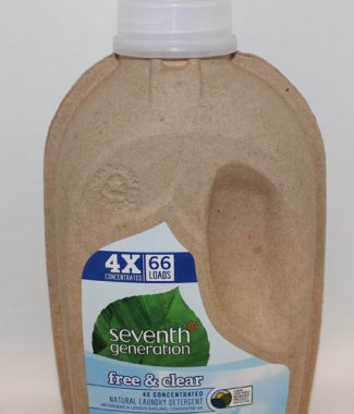 LAUNDRY SOAP SEVENTH GENERATION FREE AND CLEAR 4X 1.47L