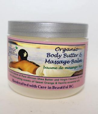 LOTION GENTLE EARTH BODY BUTTER 120ML