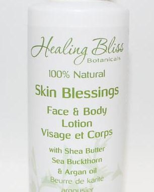 LOTION HEALING BLISS SKIN BLESSINGS 125M