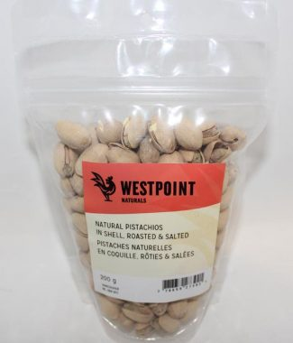 NUTS WEATPOINT PISTACHIO 200G