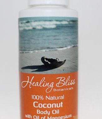 OIL HEALING BLISS COCONUT 125 ML